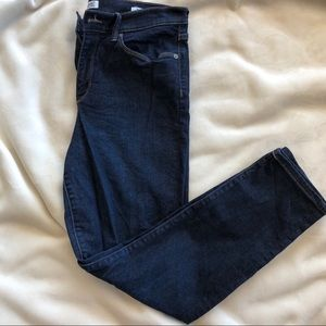 Banana Republic High Wasted Jeans